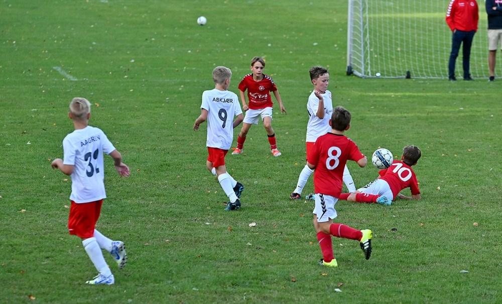 Der er igen masser af fodbold i Rørby. Foto: Jens Nielsen