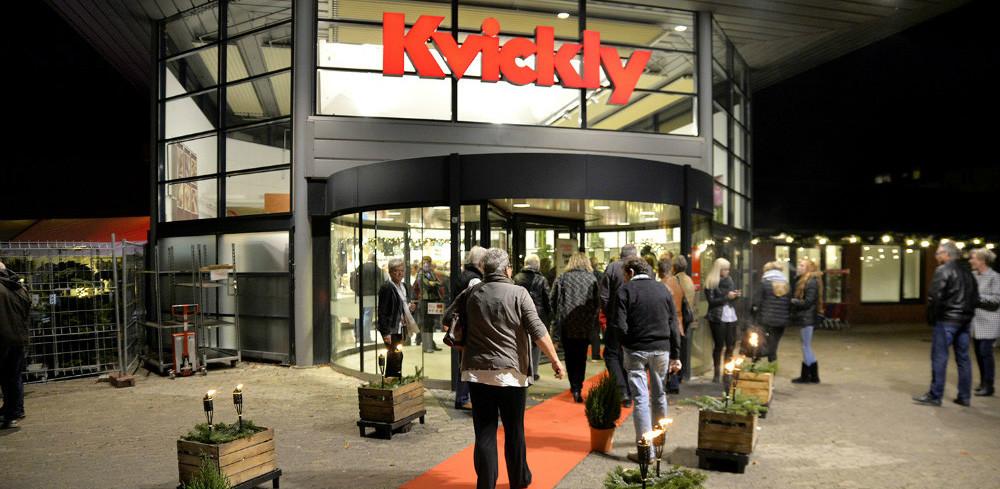 Kvickly Kalundborg inviterer endnu engang til gourmetaften i varehuset. Arkivfoto: Jens Nielsen