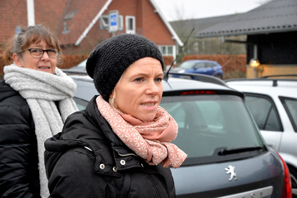 Dyrlæge Lise Gregersen. Foto: Jens Nielsen
