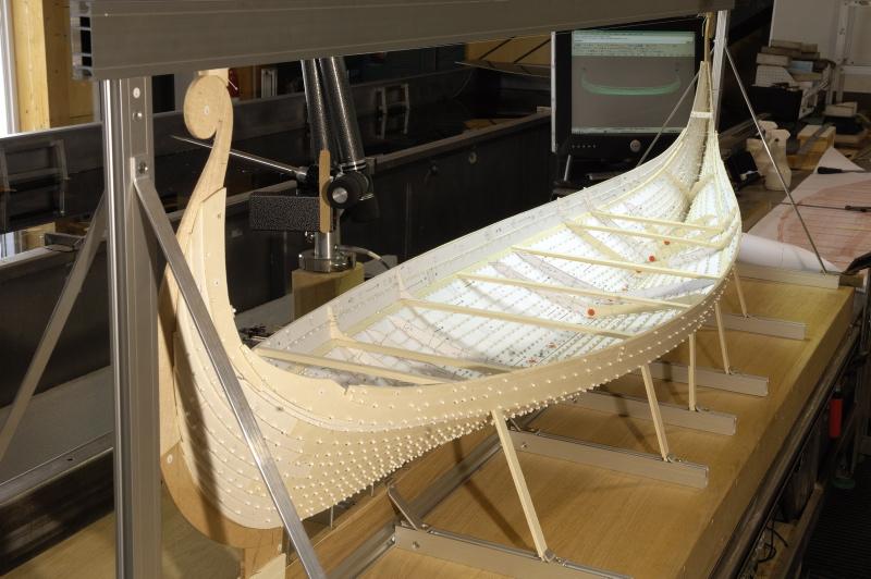 Foredrag: Rekonstruktionen af Osebergskibet