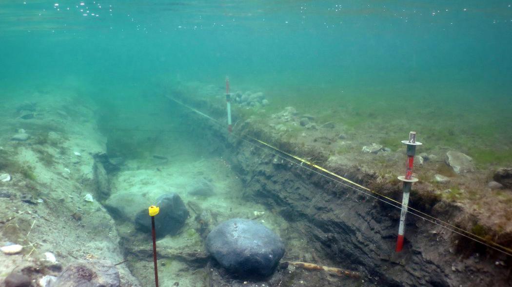3000 års bosættelseshistorie ligger gemt under havet