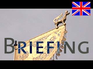 Briefing UK 08.08.08