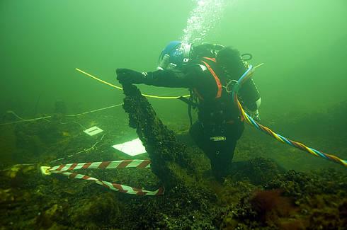 Foredrag: Nyt fra museets marinarkæologiske arbejdsmark